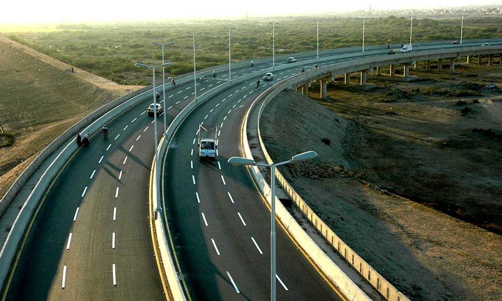 Hyderabad-Sukkur Motorway