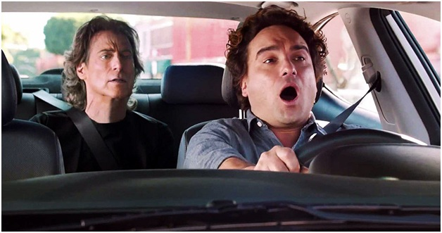 Hyundai Super Bowl ad feat Big Bang Theory Star