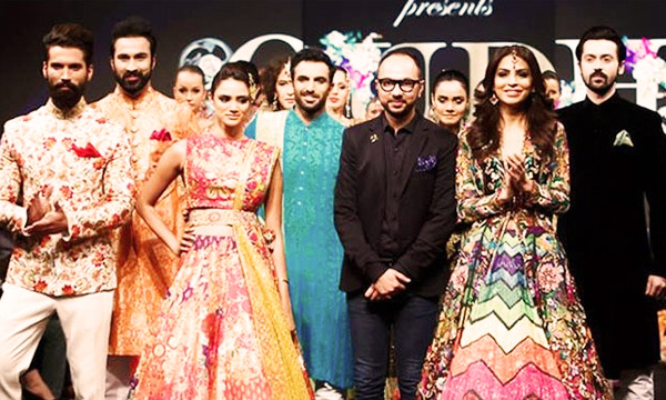 6 Pakistani Designers Showcase Collections At India Fashion Week Dubai Ifwd 2015 Brandsynario