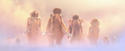 Ice Age Collision Course which comes out in July 2016
