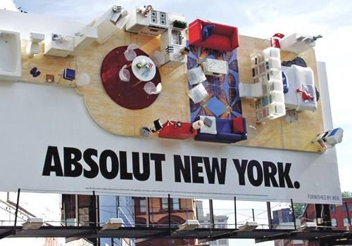 ikea presents corporate advertising absolut newyork brandsynario. Black Bedroom Furniture Sets. Home Design Ideas