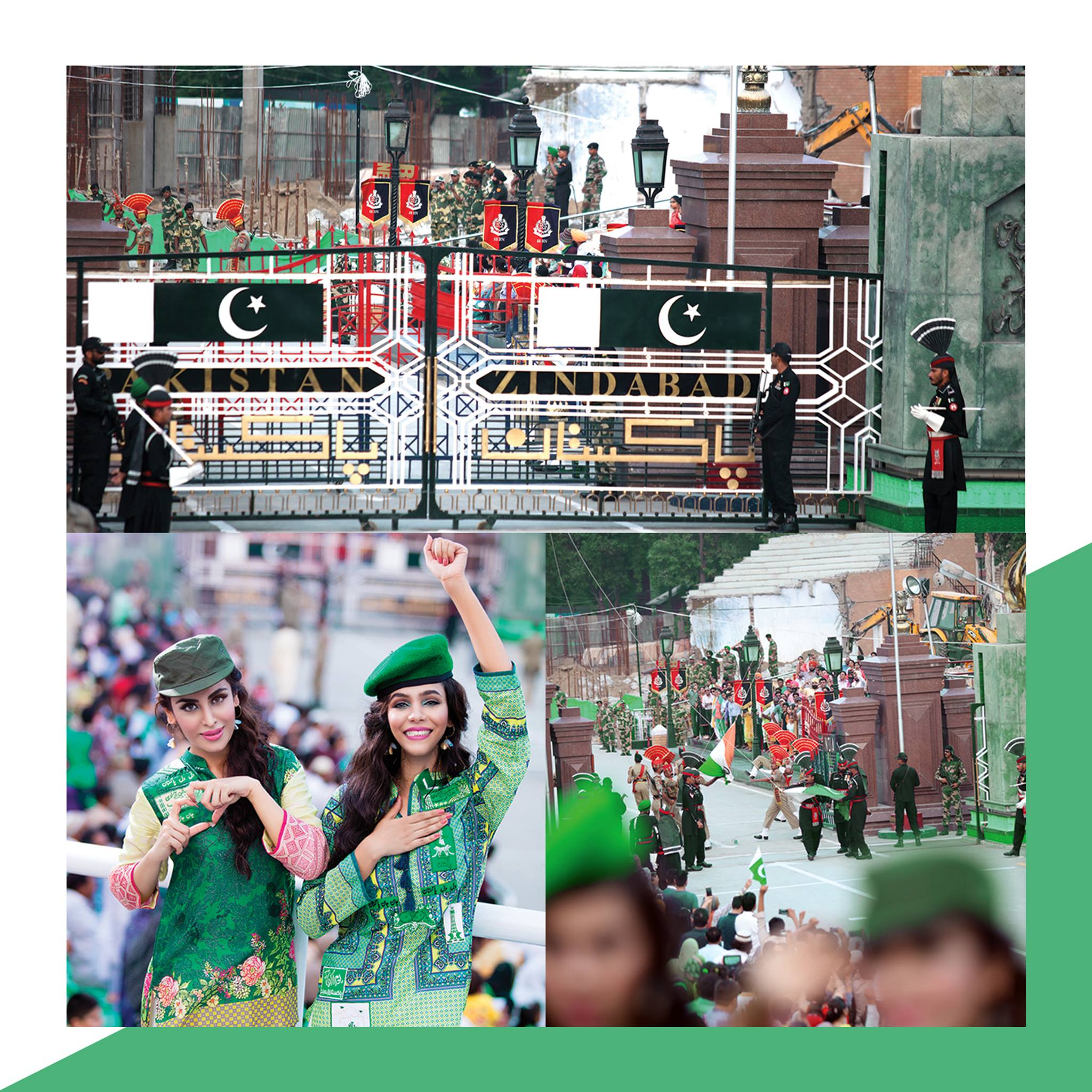 Independence Day: Fashion Collections For Pakistan's Independence Day 2016