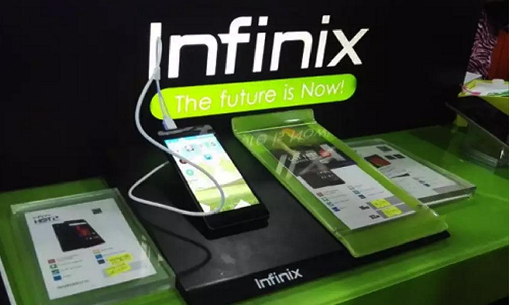 InfinixWefieSmartphone