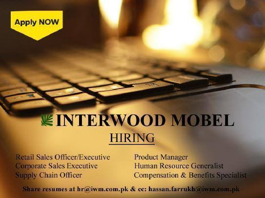 Interwood Mobel Intership