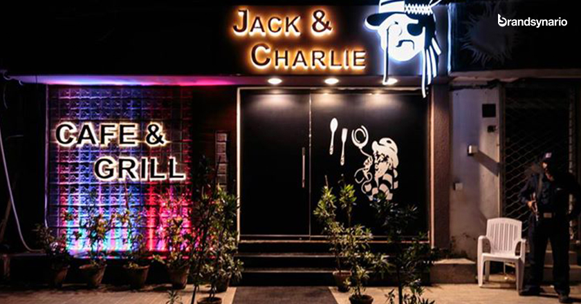 Jack and Charlie