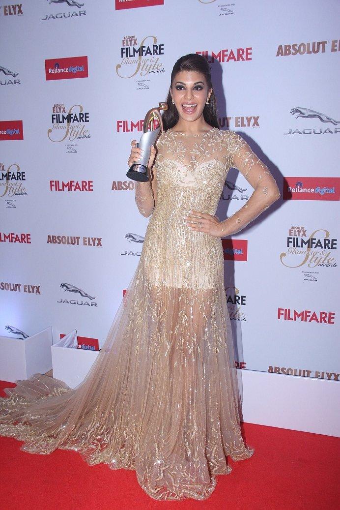 Jacqueline Fernandez at Filmfare