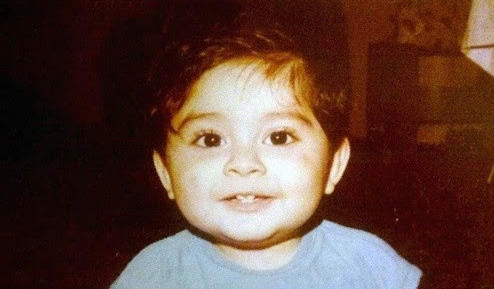 janaa-malik childhood picture