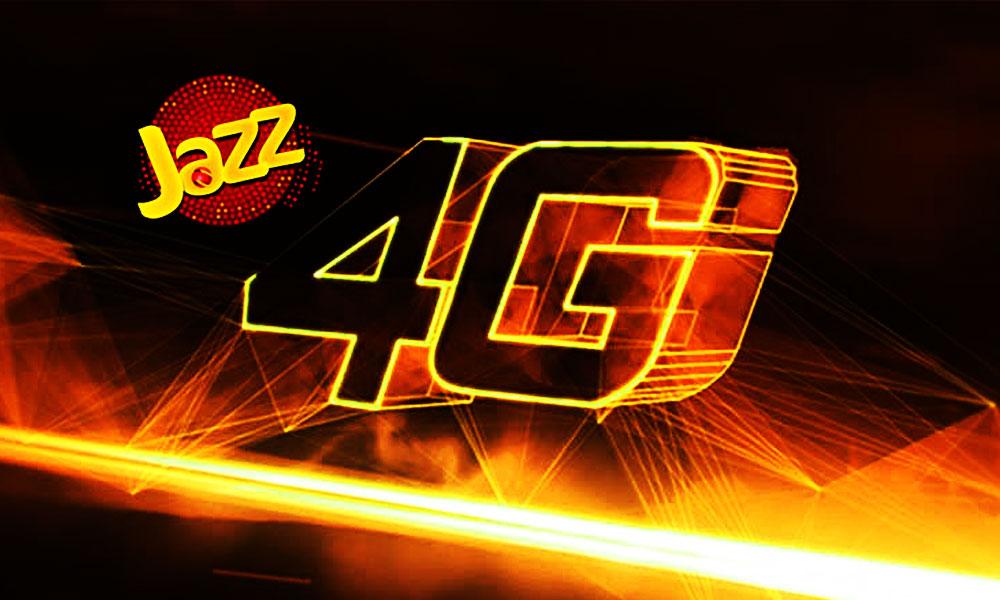 Jazz-4G