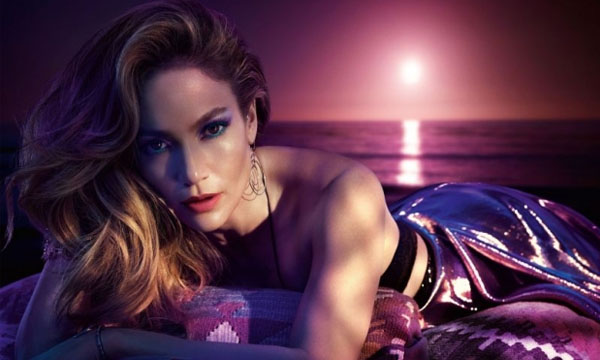 Jennifer Lopez for Summer Glam L'Oreal
