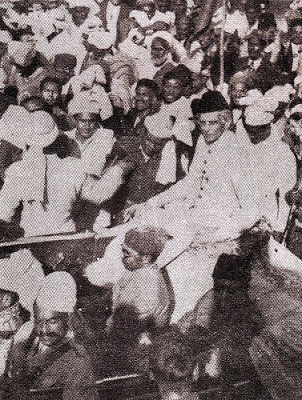 Jinnah in assembly