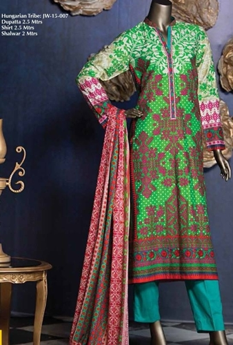 Junaid Jamshed Wonders of Winter Collection 2015-2016 (1)