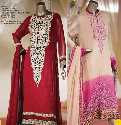 Junaid Jamshed Wonders of Winter Collection 2015-2016 (14)
