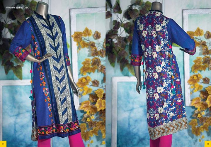 Junaid Jamshed Wonders of Winter Collection 2015-2016 (2)