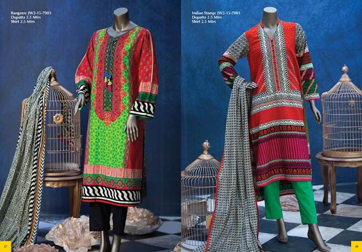 Junaid Jamshed Wonders of Winter Collection 2015-2016 (3)