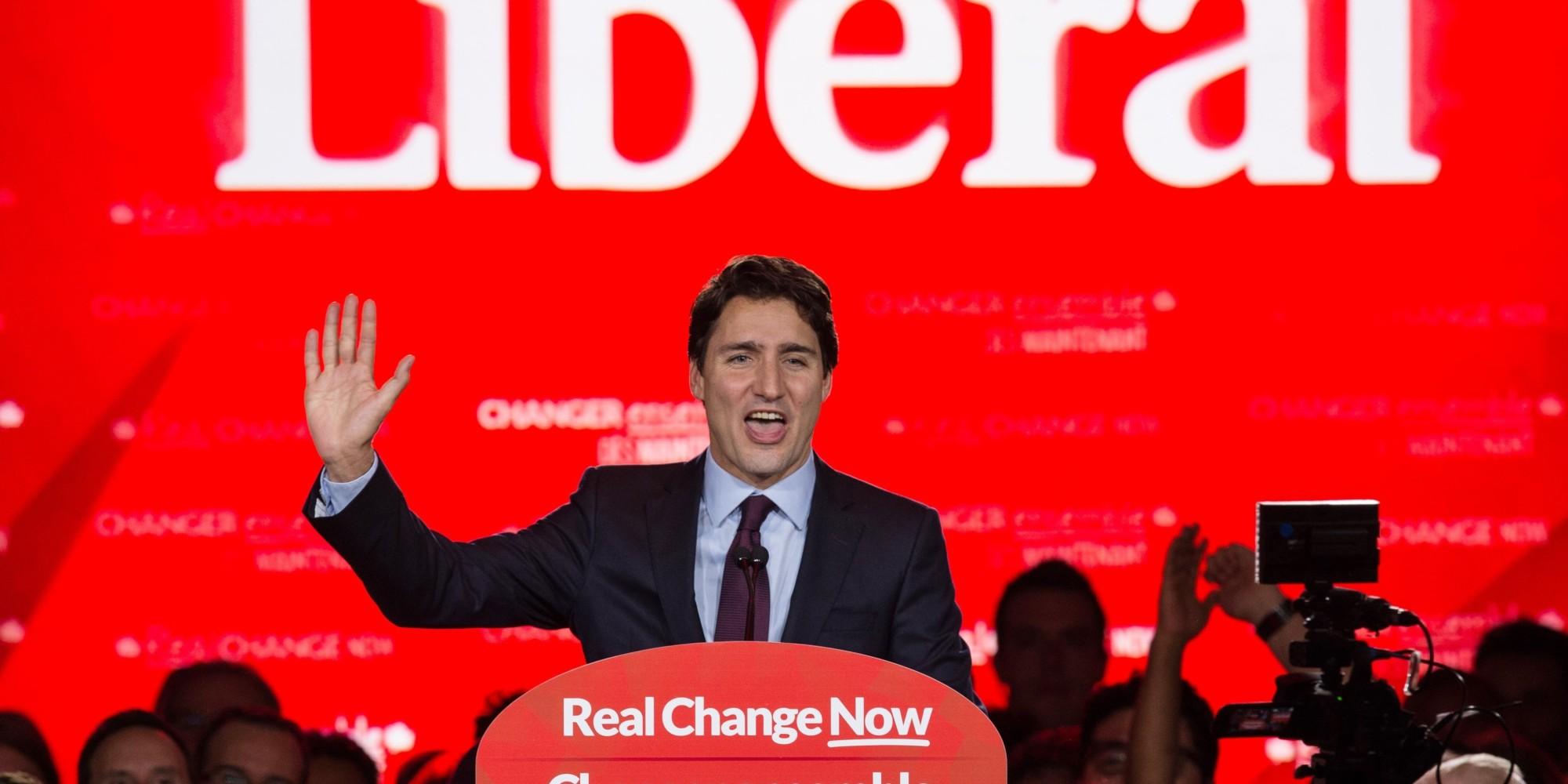 Trudeau speaks in Montreal