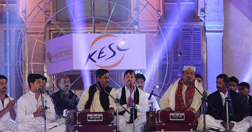 K-Electric Celebrated 100 years at Mohatta Palace