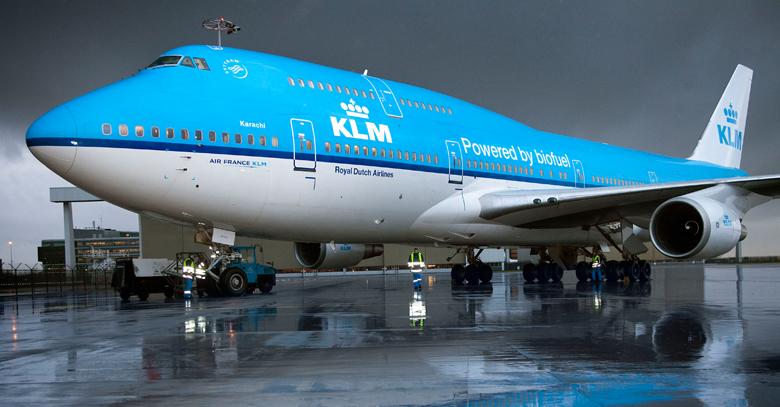 KLM Refuses
