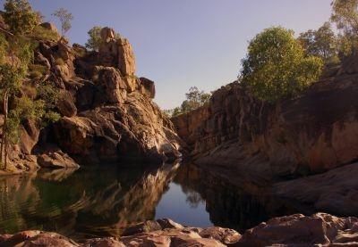 Kakadu National Park, near Darwin, Australia.