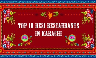 Karachi Desi Restaurants
