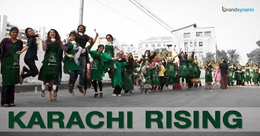 Karachi Rising IVS, SZABIST IBA