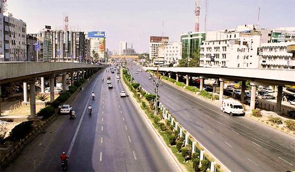 karachi-shahrah-e-faisal