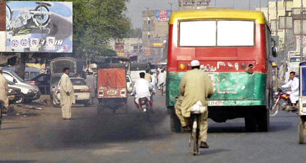 Pakistan Ranks 3rd For Most Premature Deaths Due To Air