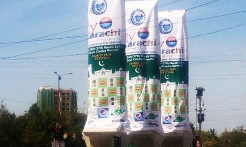 Karachi's 3 talwar
