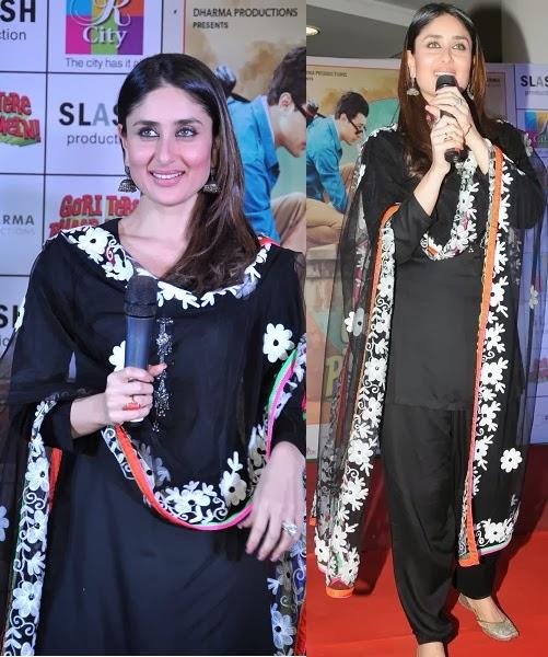 Kareena Kapoor in shalwar