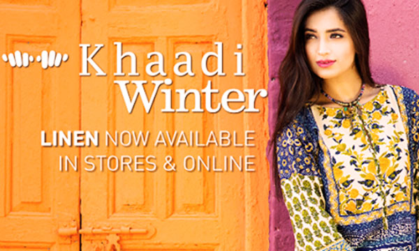 Khaadi-Linen-Winter-Collection