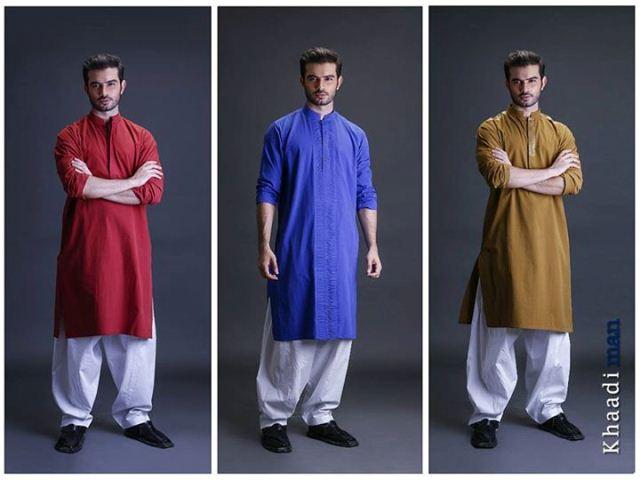 Khaadi-Man-Wear-Stitched-Eid-Collection-2016-17-4
