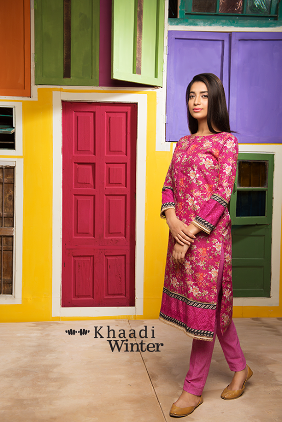 Khaadi Winter Collection 2015- Frolicking in Florals (3)