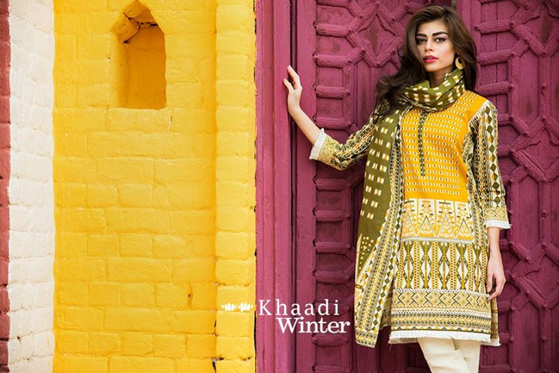 Khaadi Winter Collection 2015- Prints of Persia (2)