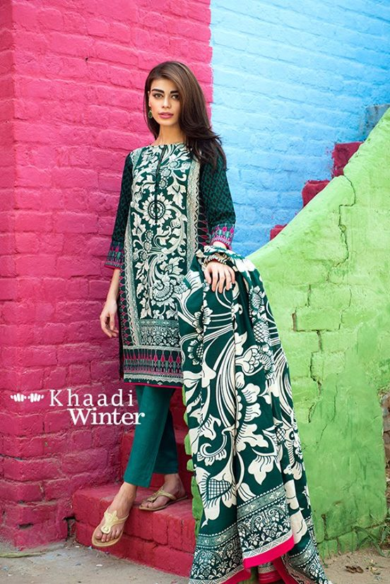 Khaadi Winter Collection 2015- Prints of Persia (3)