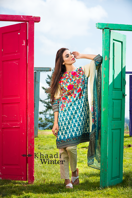Khaadi Winter Collection-Ode to Flora (2)