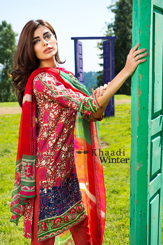 Khaadi Winter Collection-Ode to Flora (4)