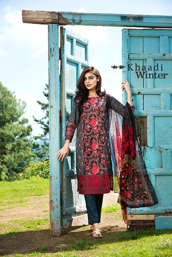 Khaadi Winter Collection-Ode to Flora (5)