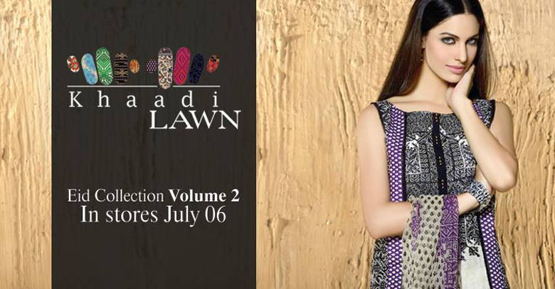 Khaadi brings forth Volume II for Eid Collection