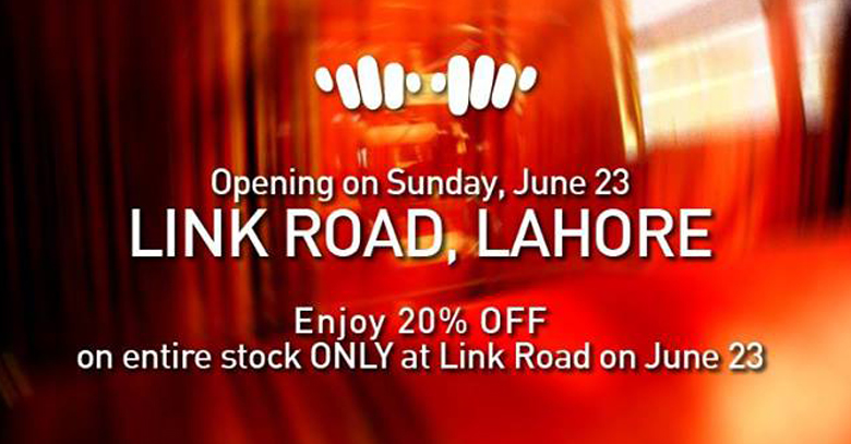 Khaadi opens in Lahore and reopens in Faisalabad