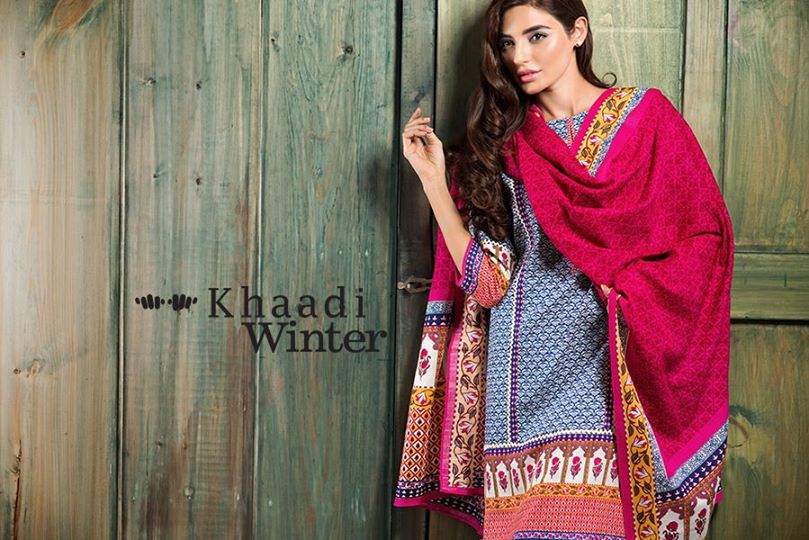 Khaadi winter collection 2015 Looking to our heritage (3)