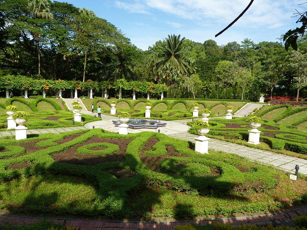 Kuala Lumpur Malaysia Gardens