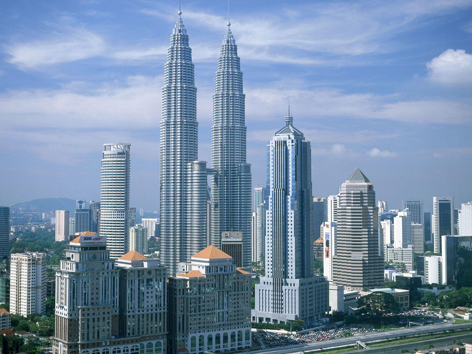 Kuala Lumpur Malaysia Patronus Towers