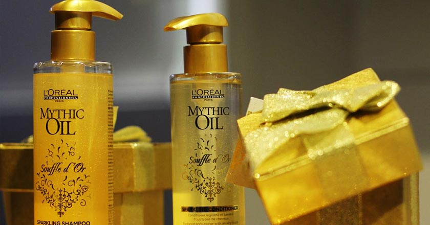 LOeral Brings Mythic Oils Shampoo and Conditioner in Pakistan