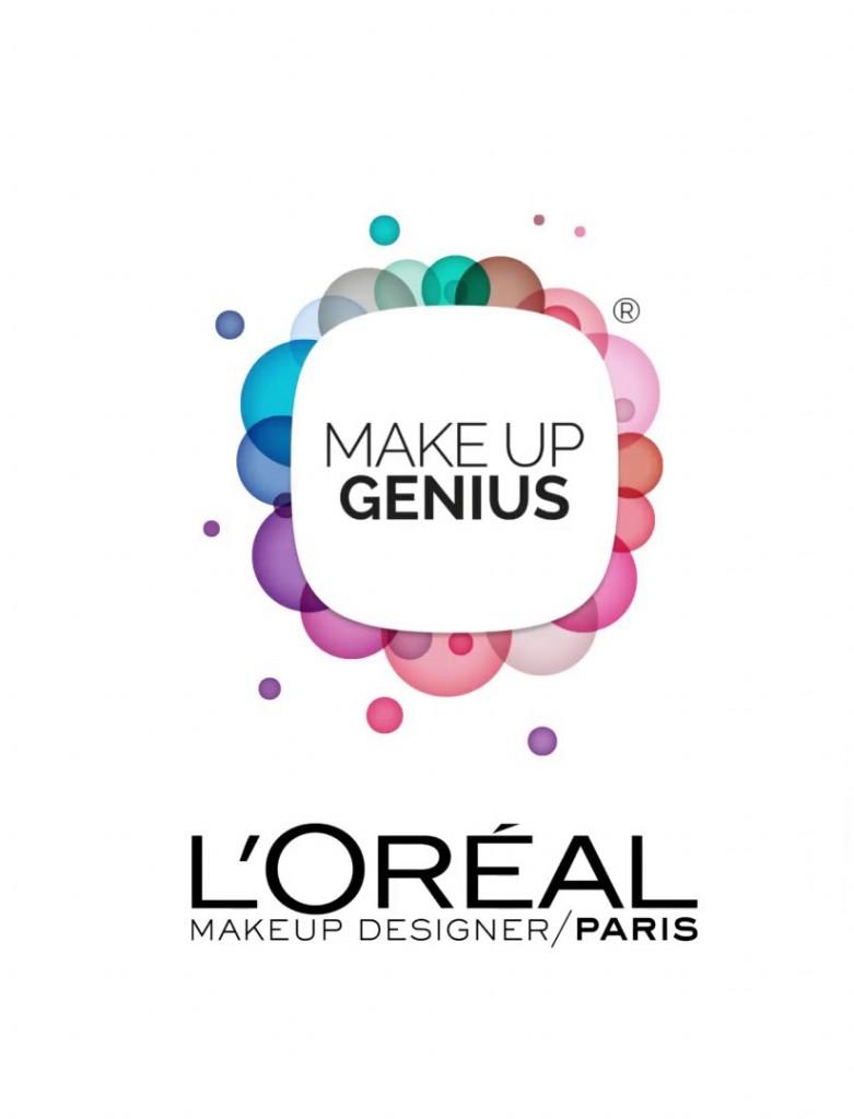 L'Oréal Paris Makeup Genius - Logo