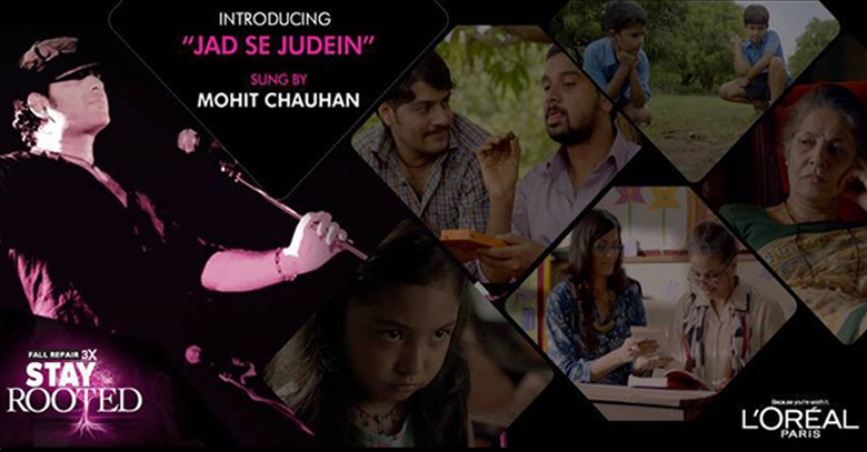 LOreals Stay Rooted Campaign goes desi with Jad Se Judein