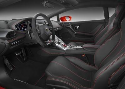 Lamborghini Huracán LP 580-2 Interior