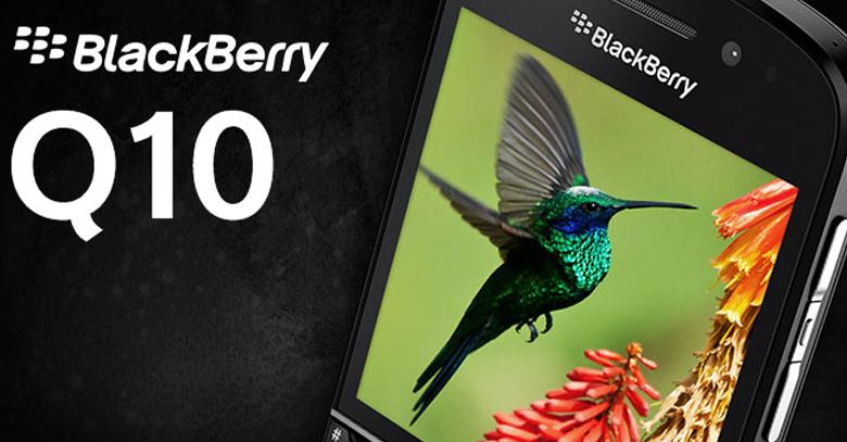 Launching the New Berry: BlackBerry Q10 hits India on June 6 - Brandsynario