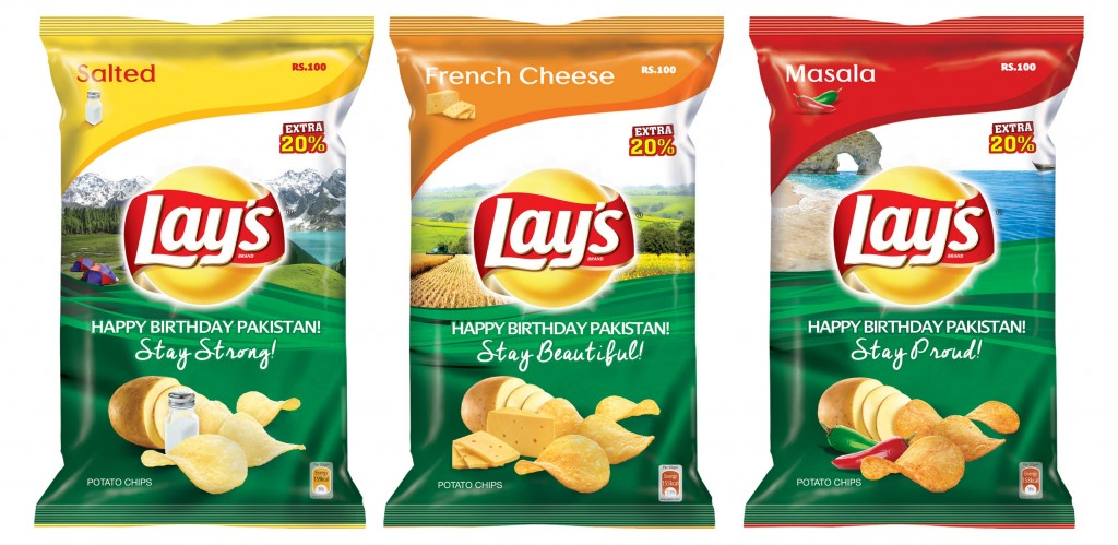 Lays 14th Aug Packs