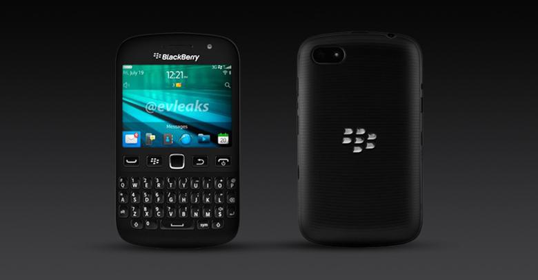 Leaked footage Blackberry 9720 Samoa fails to impress critics