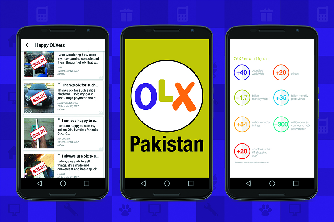 OLX Pakistan: A Journey Marking 5 Years of Success - Brandsynario