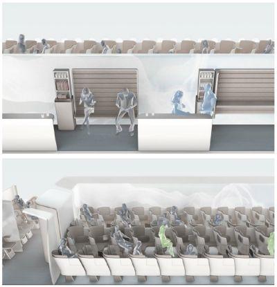Lifestyle Cabin by Zodiac Aerospace